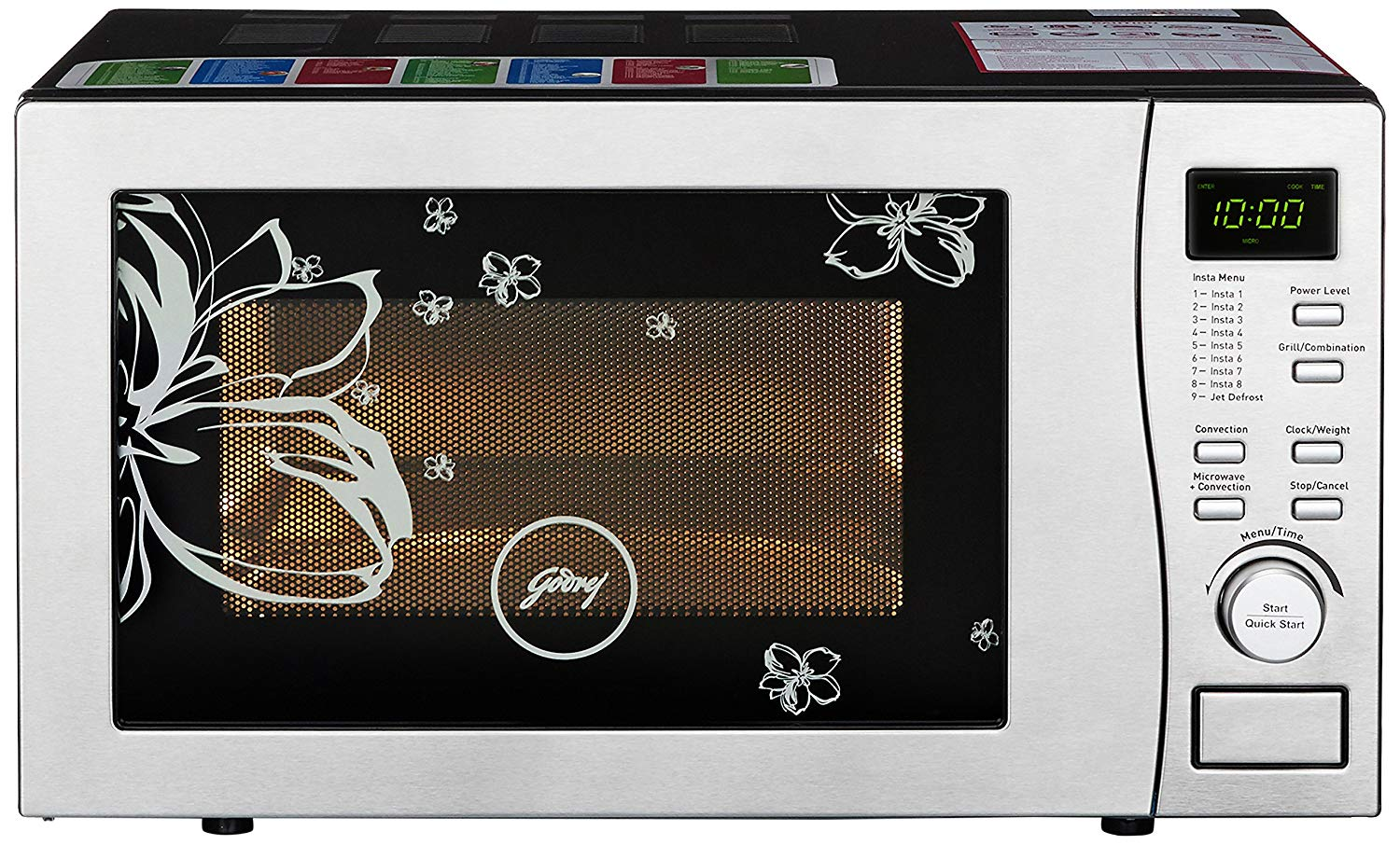 Godrej 19 L Convection Microwave Oven Reviews And Best
