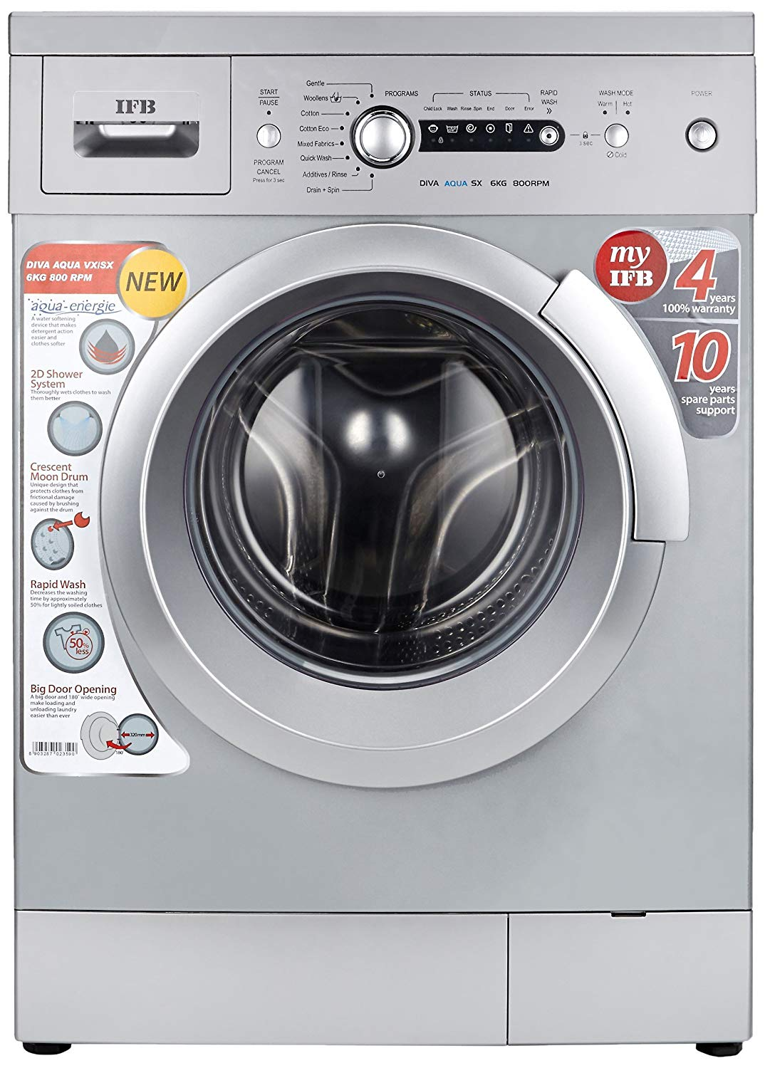 Jew Detector: IFB 6 Kg Fully-Automatic Front Loading Washing Machine