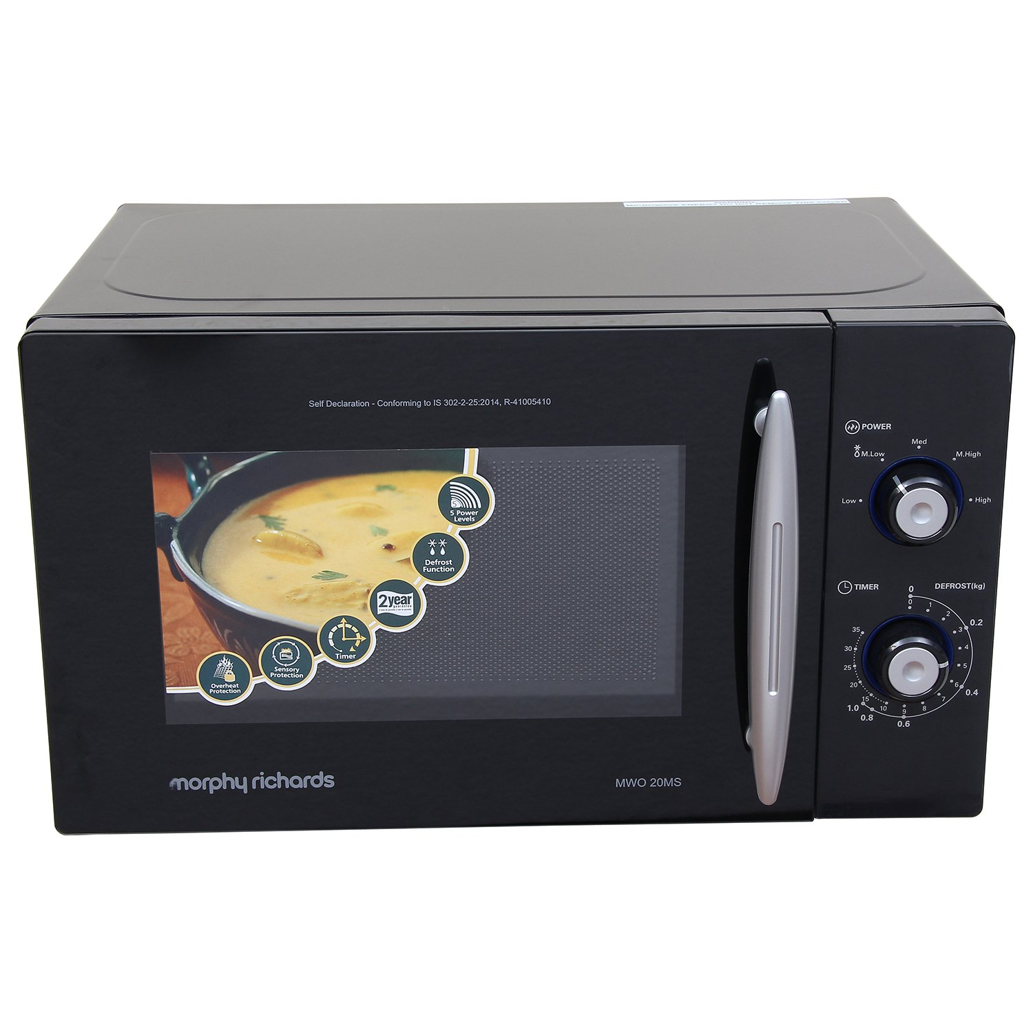 Morphy Richards 20 L Solo Microwave Oven Reviews And Best