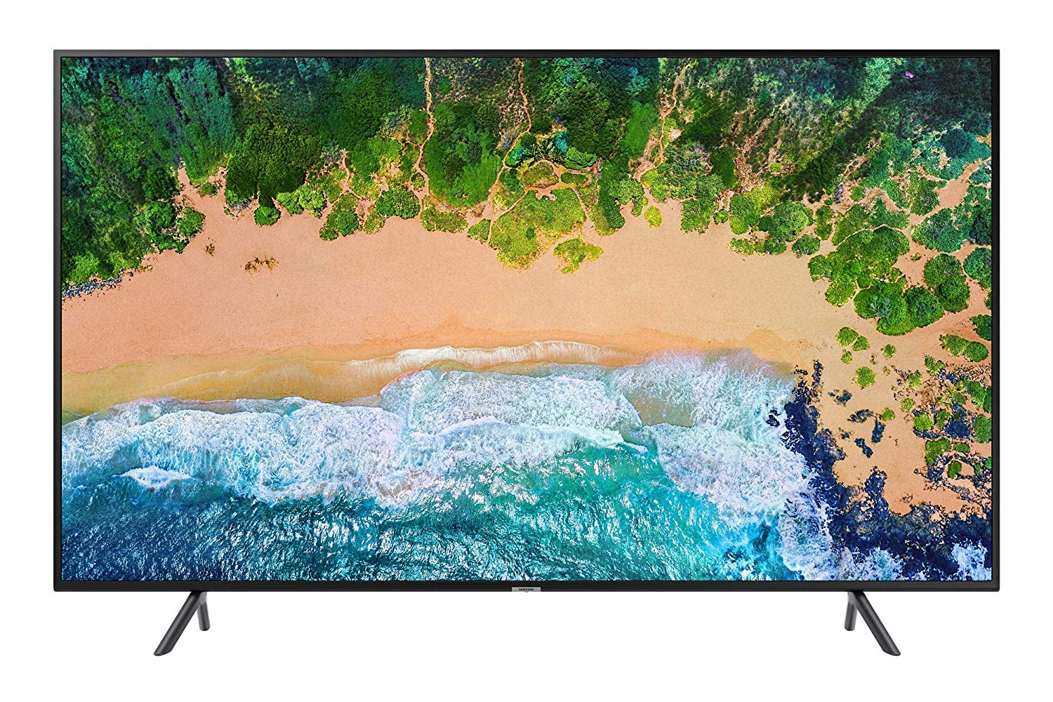 Samsung 138 Cm 55 Inches 7 Series UA55NU7100K 4K LED Smart TV Reviews And Best Buy Price In India