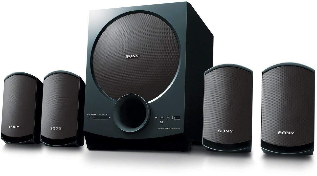 Sony SA-D40 C E12 4.1 Channel