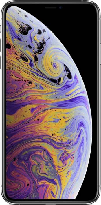 Apple iPhone XS Max (Silver, 256 GB)