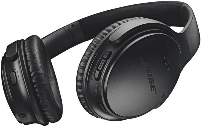 Bose Quietcomfort 35 II Bluetooth Headset with Mic