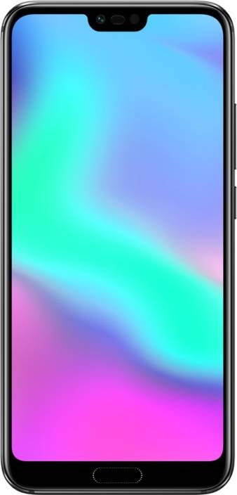 Honor 10 (Midnight Black, 128 GB)
