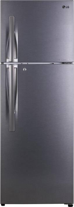 LG 335 L Frost Free Double Door 3 Star Refrigerator