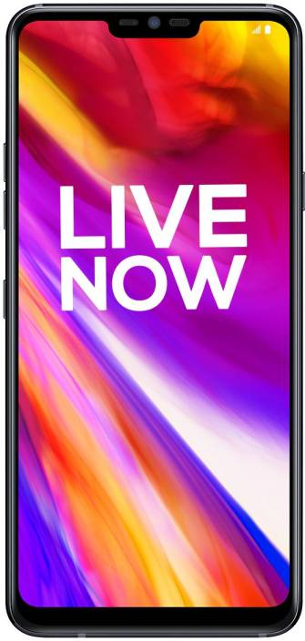 LG G7+ ThinQ (Black, 128 GB)