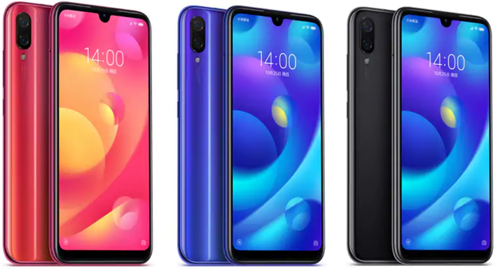 xiaomi mi play launch date and price in india