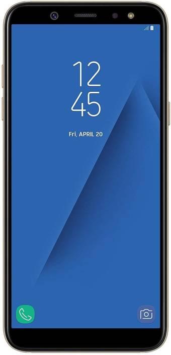 Samsung Galaxy A6 (Gold, 64 GB)