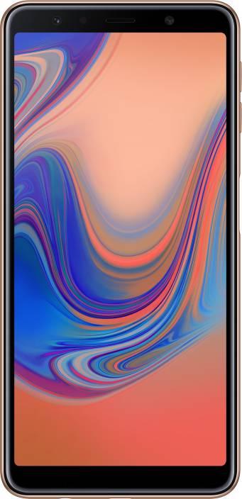 Samsung Galaxy A7 (Gold, 64 GB)