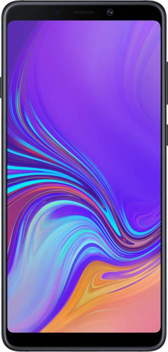 Samsung Galaxy A9 (Caviar Black, 128 GB)