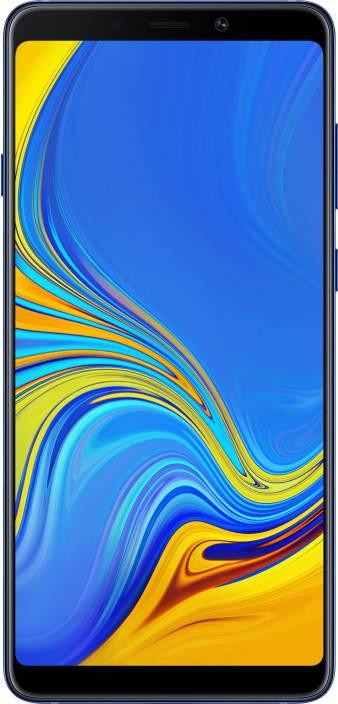 Samsung Galaxy A9 (Lemonade Blue, 128 GB)