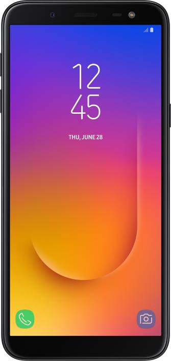 Samsung Galaxy J6 (Black, 64 GB)