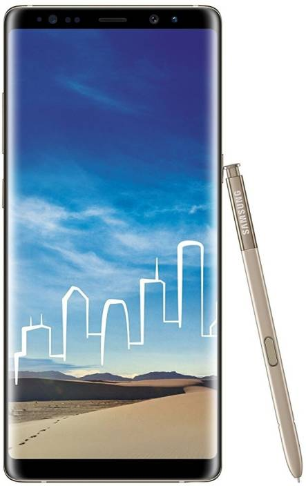 Samsung Galaxy Note 8 (Maple Gold, 64 GB)