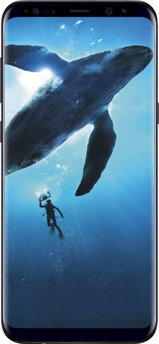 Samsung Galaxy S8 (Midnight Black, 64 GB)