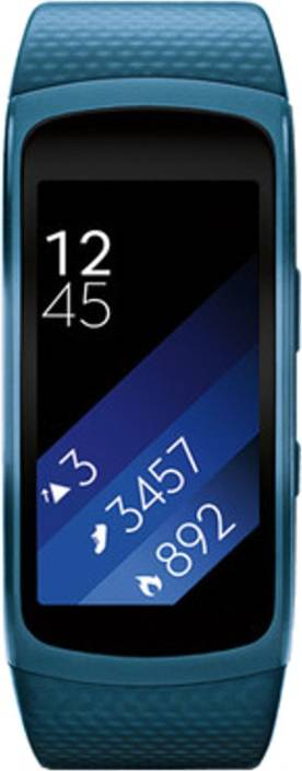 Samsung Gear Fit 2 Blue Smartwatch