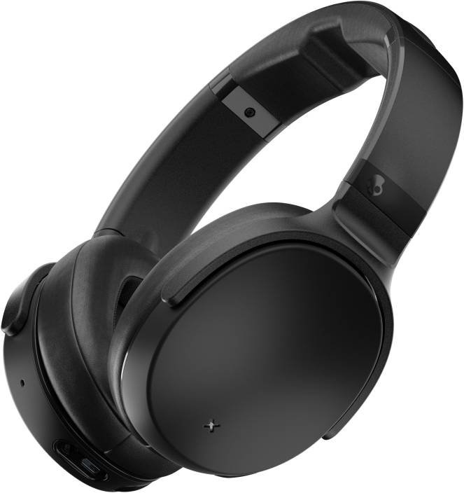 Skullcandy Venue Active Noise Cancellation Bluetooth, Wired Headset with Mic