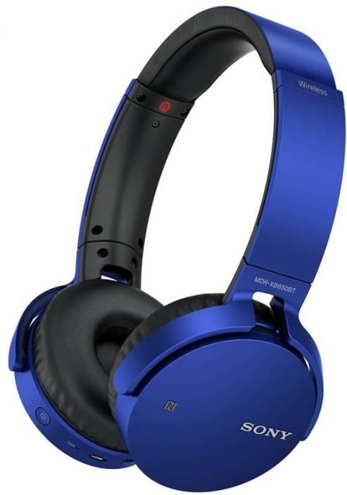 Sony XB650BT Bluetooth Headset with Mic
