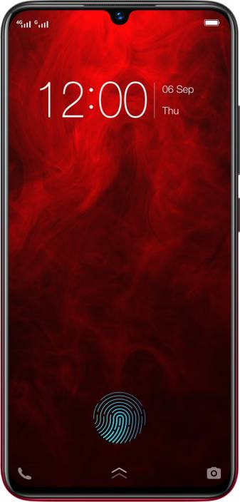 Vivo V11 Pro (Supernova Red, 64 GB)