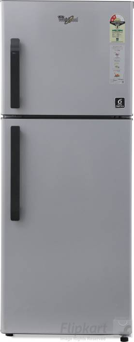 Whirlpool 245 L Frost Free Double Door 2 Star Refrigerator