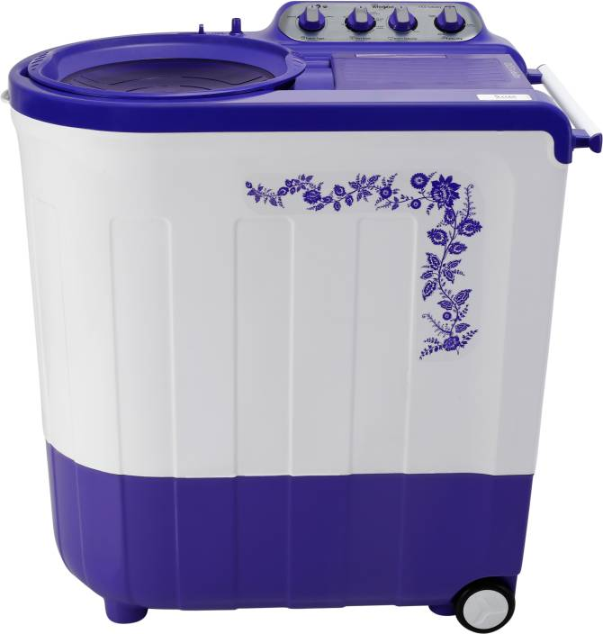 Whirlpool 7.5 kg Semi Automatic Top Load Washing Machine Purple