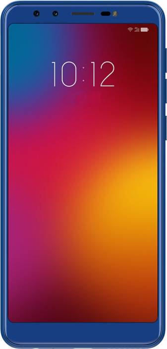 Lenovo K9 (Blue, 32 GB)