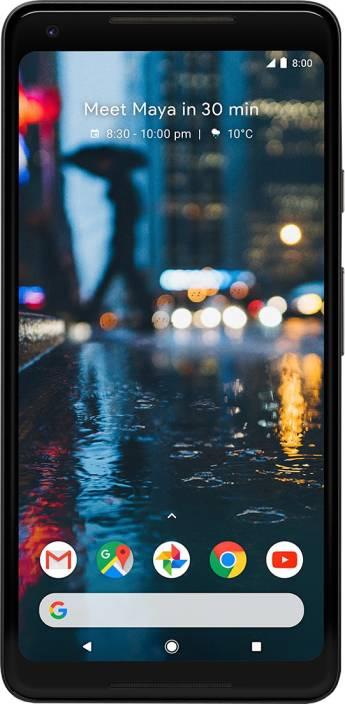 Google Pixel 2 XL (Just Black, 64 GB)