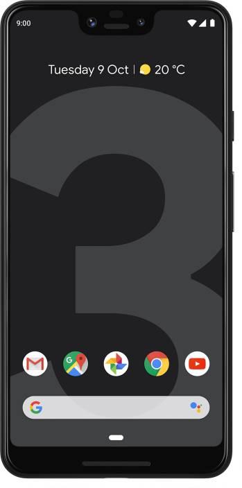 Google Pixel 3 XL (Just Black, 64 GB)