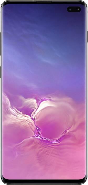 Samsung Galaxy S10 Plus (Black, 128 GB)
