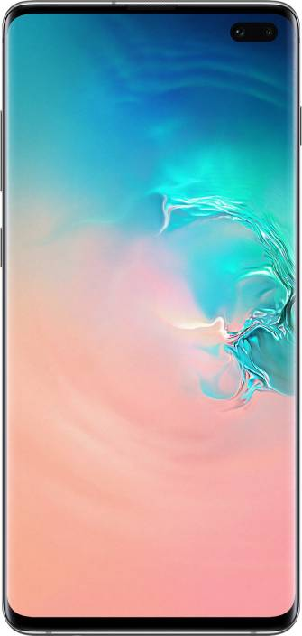 Samsung Galaxy S10 Plus (White, 128 GB)