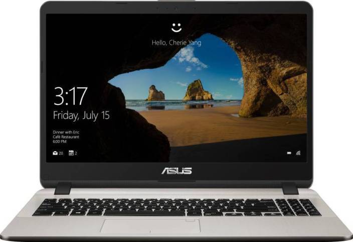 Asus Celeron Dual Core - (4 GB/1 TB HDD/Windows 10 Home) X507MA-BR069T Laptop