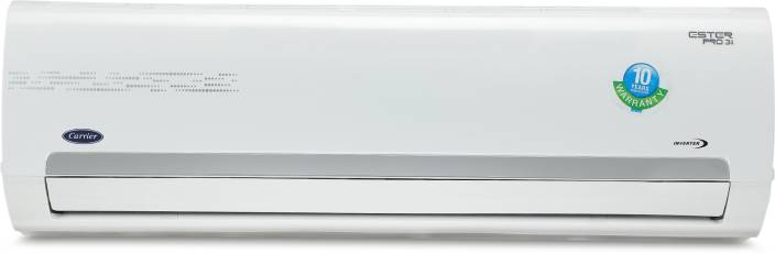 Carrier 1.5 Ton 3 Star Inverter AC - White