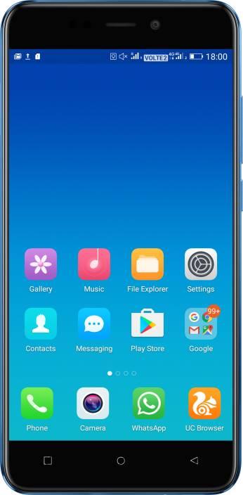 Gionee X1s (Blue, 16 GB)