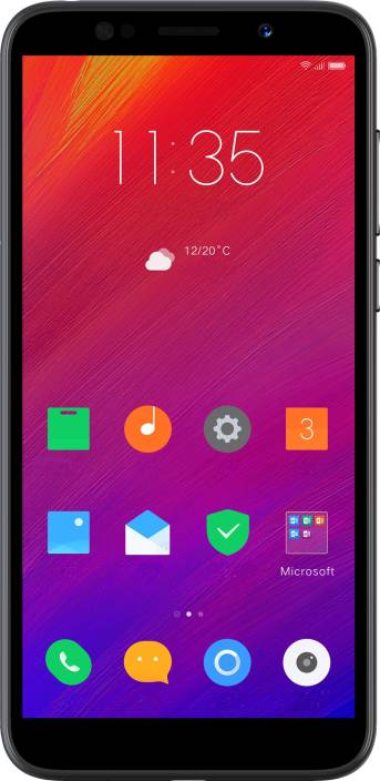 Lenovo A5 (Black, 16 GB)