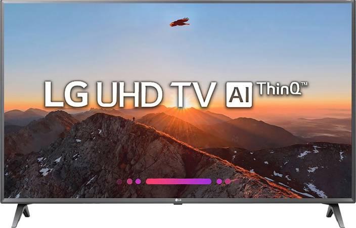 LG 126cm (50 inch) Ultra HD (4K) LED Smart TV 2018 Edition