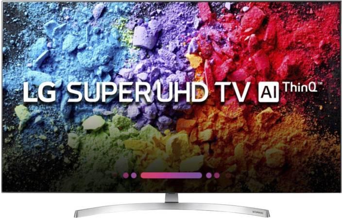 LG 164cm (65 inch) Ultra HD (4K) LED Smart TV 2018 Edition