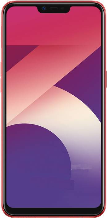 OPPO A3s (Red, 16 GB)
