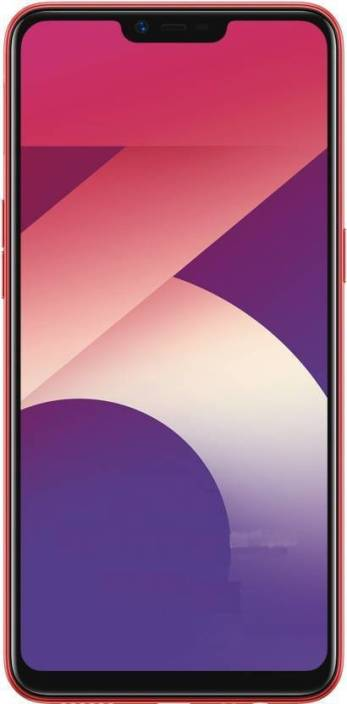 OPPO A3s (Red, 32 GB)
