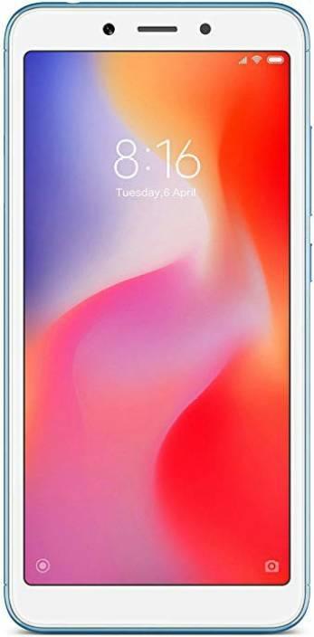 Redmi 6A (Blue, 32 GB)