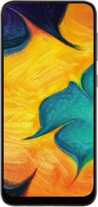 Samsung Galaxy A30 (Black, 64 GB)
