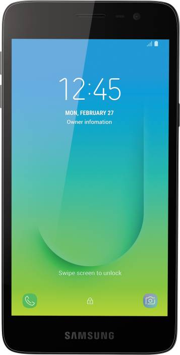Samsung Galaxy J2 Core (Black, 8 GB)