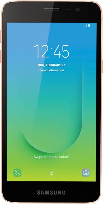 Samsung Galaxy J2 Core (Gold, 8 GB)