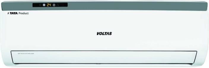 Voltas 1 Ton 3 Star Split AC - White