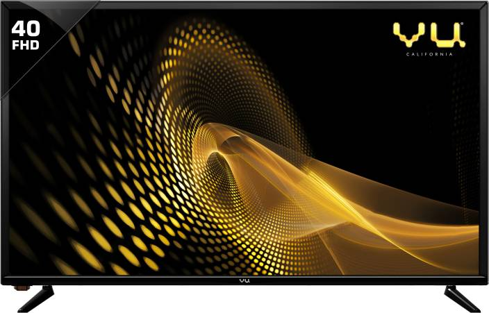 Vu Play 102cm (40 inch) Full HD LED TV