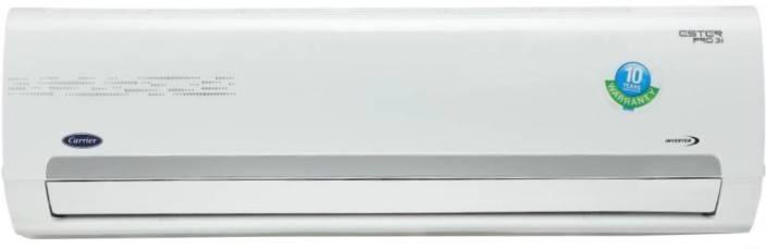 Carrier 1.0 Ton 3 Star Split Inverter AC - White