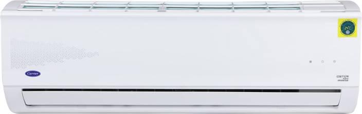 Carrier 1.5 Ton 5 Star Split Inverter AC - White