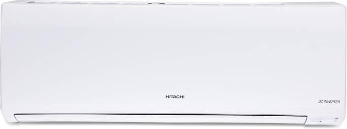 Hitachi 1.0 Ton 3 Star Split Inverter AC - White