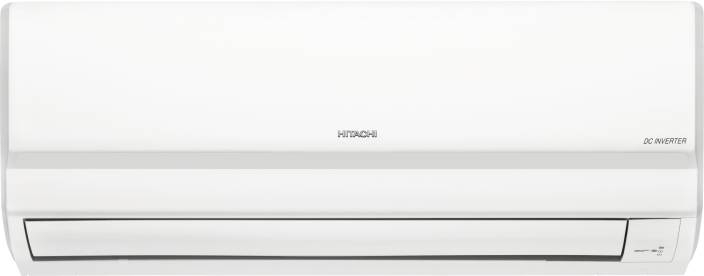 Hitachi 1.0 Ton 4 Star Split Inverter AC - White