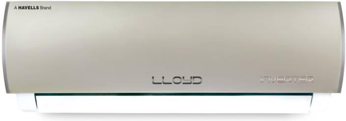 Lloyd 1.5 Ton 5 Star Split Inverter AC - White