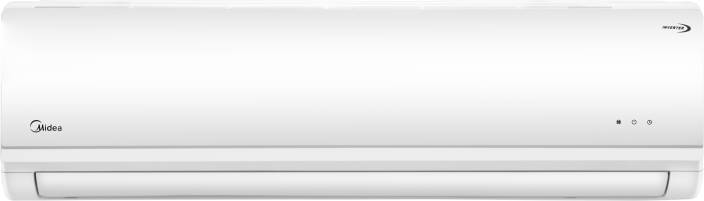 Midea 1.5 Ton 5 Star Split Inverter AC - White
