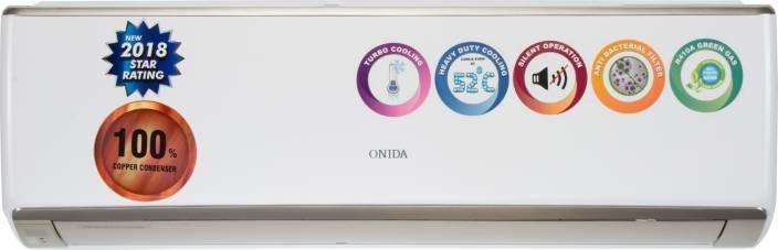 Onida 1.0 Ton 2 Star Split AC - White
